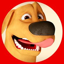 artículos para perros