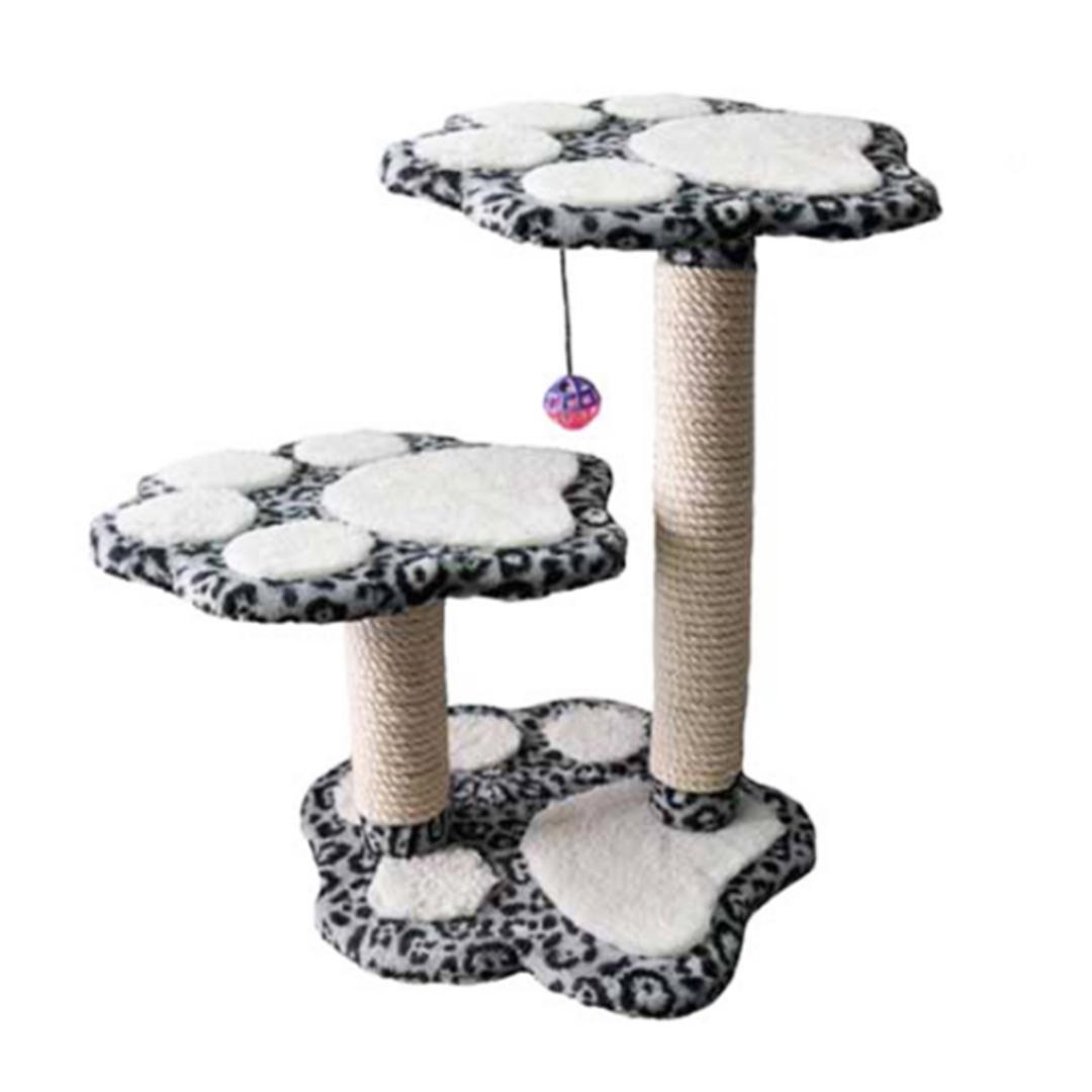 Gimnasio para gato dos torres am mascotas for Gimnasio 4 torres